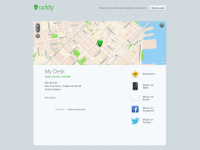 Startup Addy: Build a URL for your real-world location