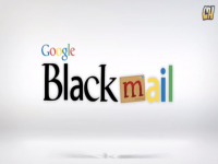 What if Google tried to blackmail you into using Google+?