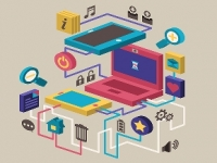 Upgrade networks, storage and DCIM to support the internet of things