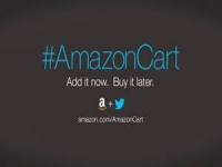 Amazon, Twitter link up for easy shopping through #AmazonCart
