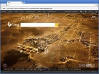 Google brings Microsoft's Bing search bling to Chrome