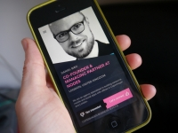 Networkr Is A Tinder-Style Networking App For LinkedIn Contacts
