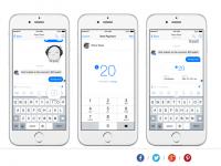 Facebook friends can send money through Messenger app