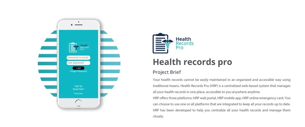 Health Records Pro