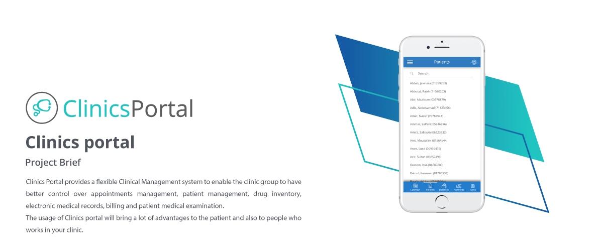 Clinic Portal