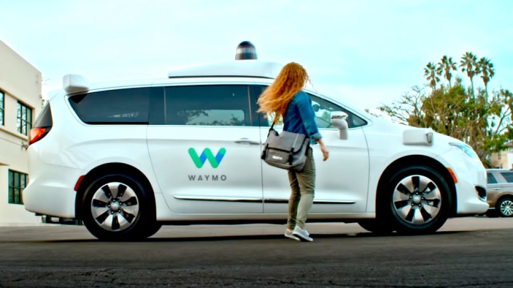 Waymo Is Ready to Challenge Uber With Autonomous Rides in Arizona