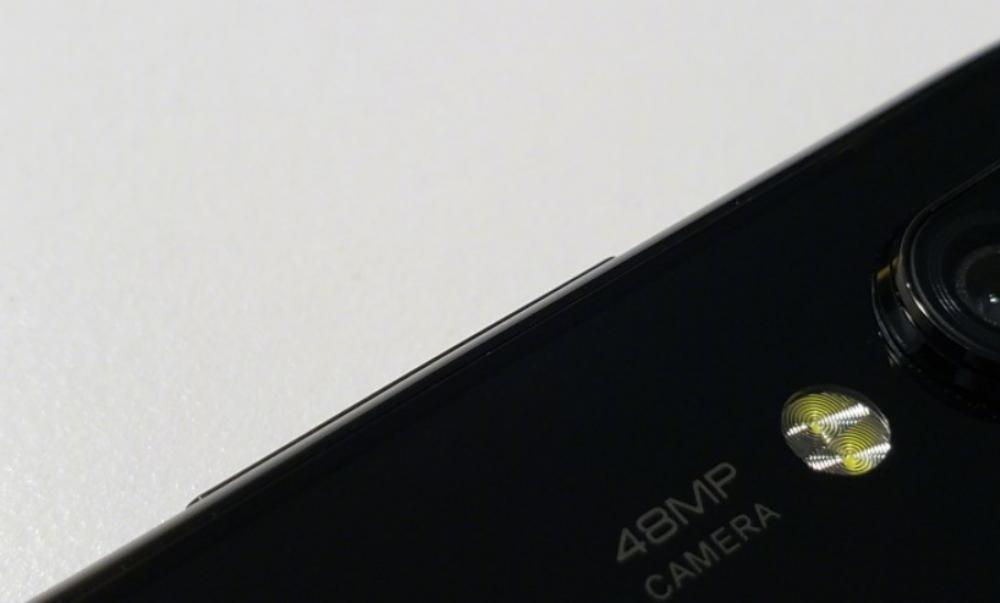 Xiaomi Smartphone with a 48MP camera