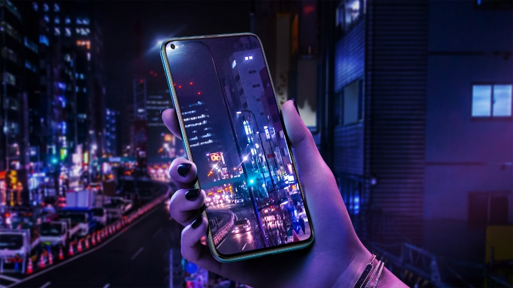 HUAWEI nova 4 هاتف