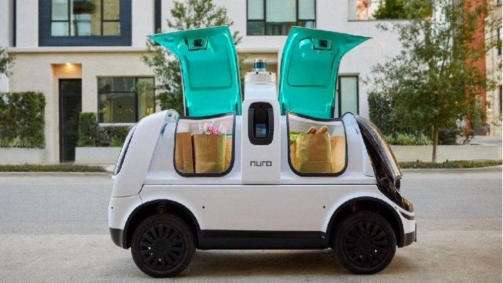 Nuro set to be California's first driverless delivery service